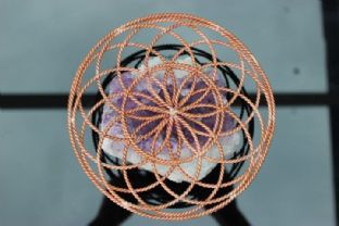 Tube Torus/ Flower Life Radiation Protection Ring 12 x 1/2 Sacred Cubit & 2 x Full Sacred Cubit 144